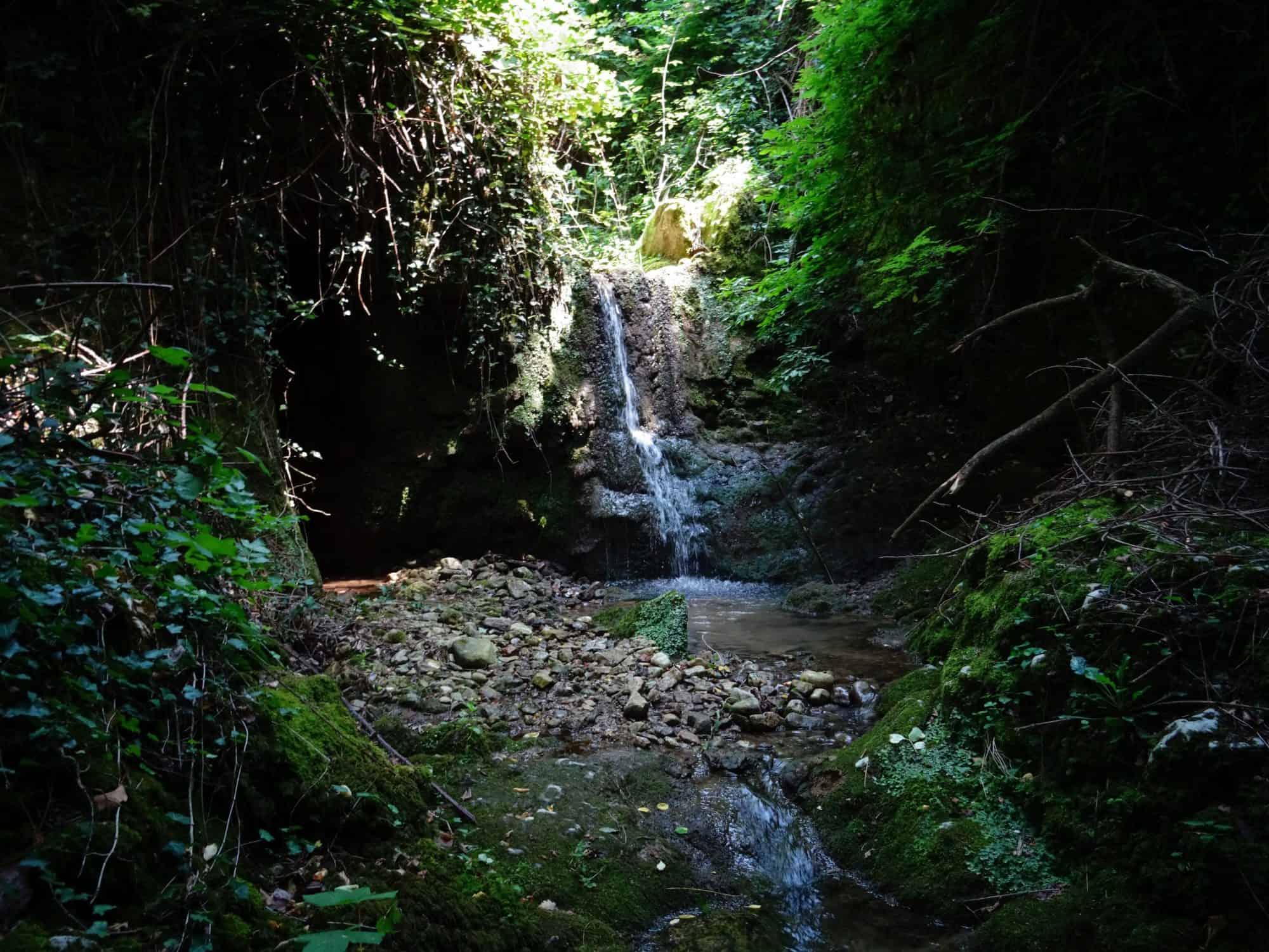 Le Cascatelle, la Grotta e gli Antichi Mulini