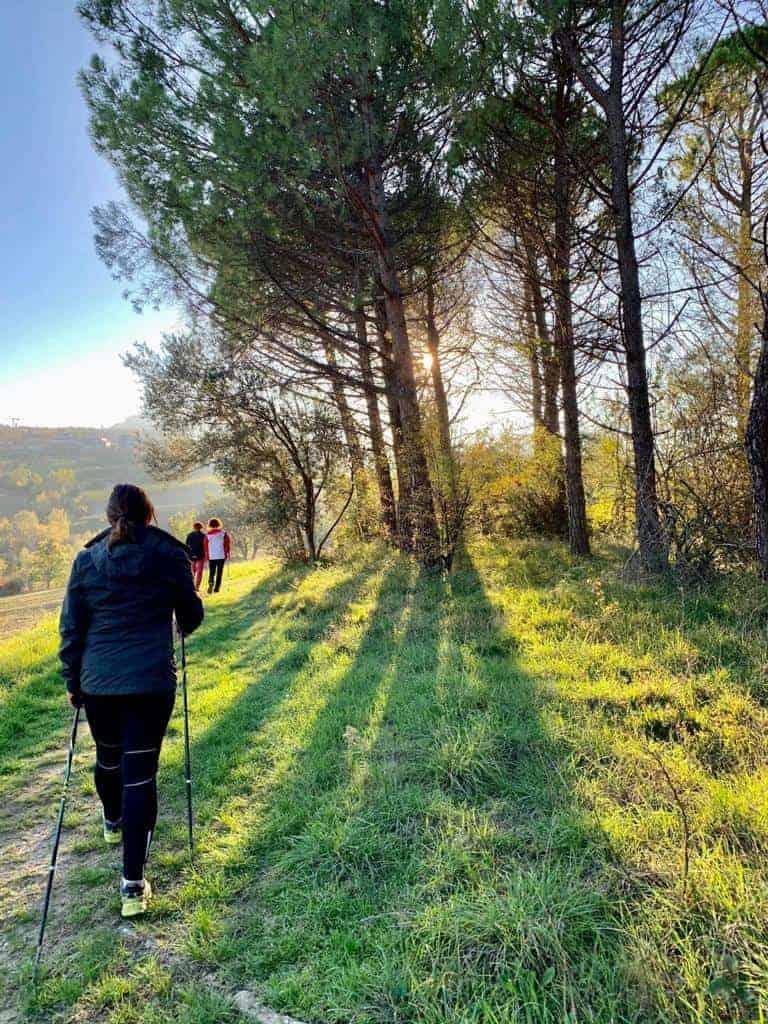 Nordic Walking - Vecchia Ferrovia