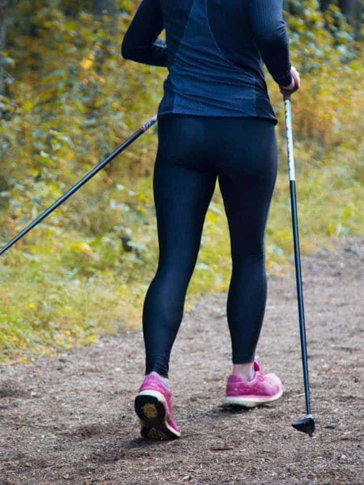 Nordic Walking - Parco di Montecerreto
