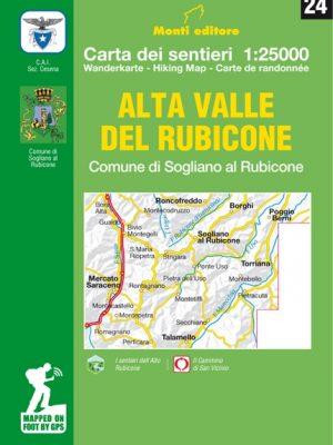 24 – Alta Valle del Rubicone - Comune di Sogliano al Rubicone.
